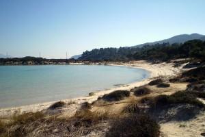 Karydi beach, Halkidiki Greece