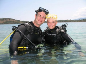 Scuba Diving Sithonia Halkidiki